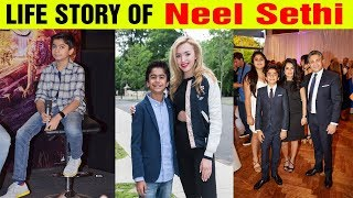 Neel Sethi Life Story   The History of Neel Sethi   Lifestyle of Neel Sethi   2018
