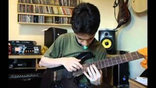 Buckethead - Jordan (solo cover by Daniel Bernal)