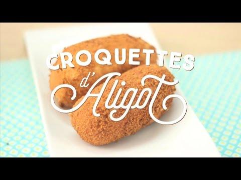 Croquettes d'Aligot - CuisineAZ
