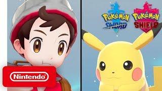 Pokémon Sword and Pokémon Shield - Nintendo Direct 9.4.2019 - Nintendo Switch