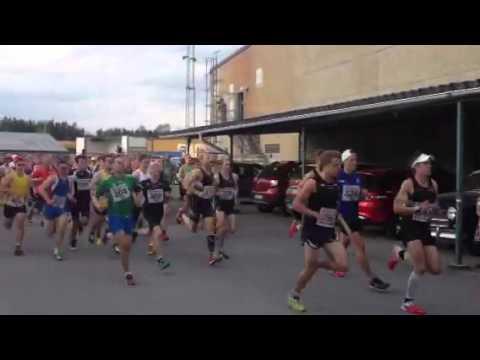 Spring en mil 2014 Östersund