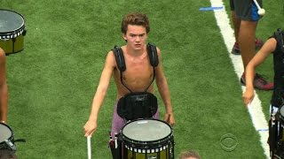 Teen drummer lives his dream one beat at a time