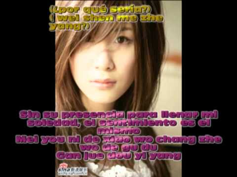 Zhang Li Yin and(y) Jonghyun Wrongly Given Love subtitulada español y romanizado