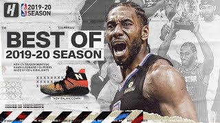 Kawhi Leonard BEST Clippers Highlights from 2019-20 NBA Season! All-STAR MVP!