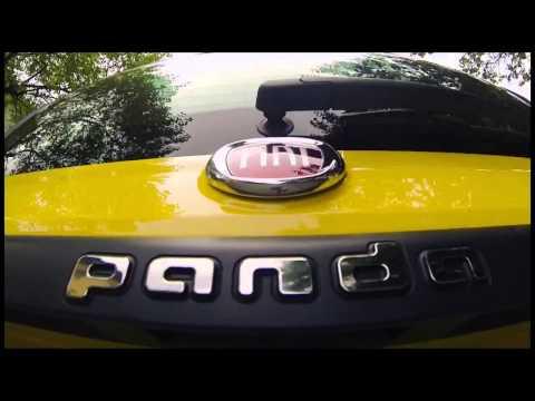 Fiat Panda Cross  il pocket size SUV arriva ovunque, parcheggia dappertutto