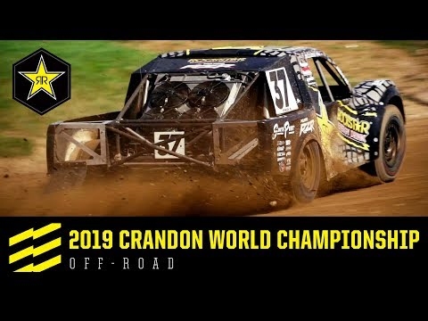 RJ Anderson Wins the 2019 Crandon World Championship of Off Road