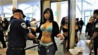25 Craziest Encounters at Airports