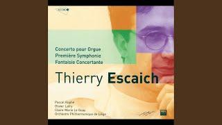 Concerto Pour Orgue et Orchestre : Allegro moderato