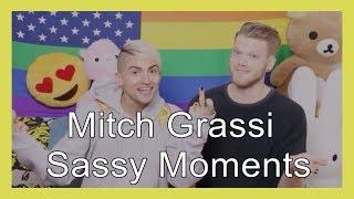 "Mitch Grassi ""Sassy Moments"""