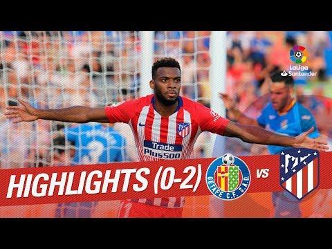 Getafe vs Atlético Madrid