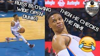 "NBA ""RARELY SEEN"" Moments"