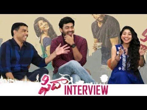 Fidaa-Movie-Team--Interview