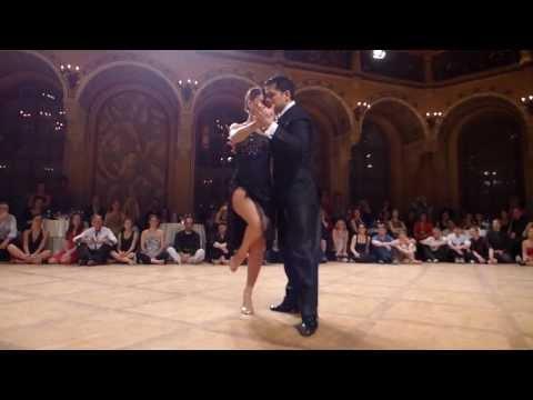 Sebastian Arce & Mariana Montes at Tango Amadeus 2013 (1) - Tango (Best Seat in the House) :)