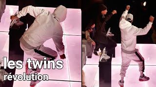 Les Twins - Getcha Roll On (dancing on Révolution filming break)