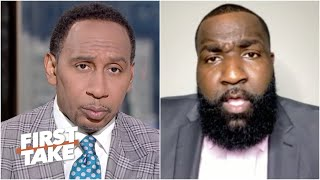 Kendrick Perkins explains why an NBA championship is harder to win than an NFL title   First Take