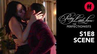 Pretty Little Liars: The Perfectionists   Season 1, Episode 8: Mason & Mona Hook Up