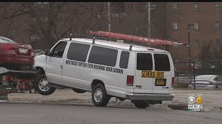 Woman Arrested For Drunk Driving After Crashing Into School Van