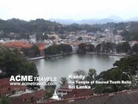 Kandy Sri Lanka Acme Travels