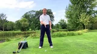 SENIOR GOLF SPECIALIST:EASIEST SWING IN GOLF BALL POSITIONS WITH ALL CLUBS