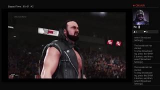 WWE 2K19 - Drew McIntrye vs. Big E (Survivor Series '17)