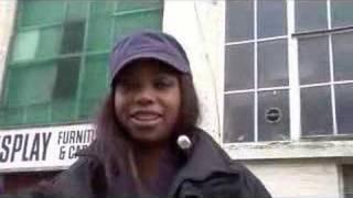 Santigold - L.E.S Artistes - Making of the Video