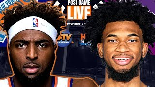 New York Knicks vs. Sacramento Kings LIVE Play-By-Play, Analysis & Caller Reactions