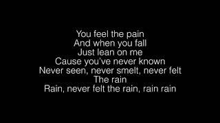 Tones and I- Never Seen The Rain Lyrics