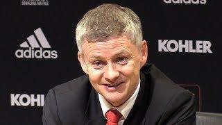 Manchester United 2-1 Brighton - Ole Gunnar Solskjaer Post Match Press Conference - Premier League