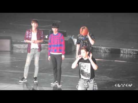 [Fancam] 160305 SuperCamp in Shanghai - Dance Battle