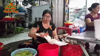 Phát 500 phần cơm Thịt kho Trứng ở Bệnh viện Chợ Rẫy   Cơm cô Tư 3/6 Bà Triệu Quận 5