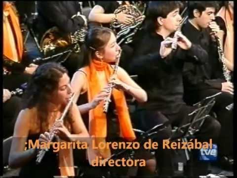 Danza de los mirlitones, Cascanueces, P.I. Tchaikovsky