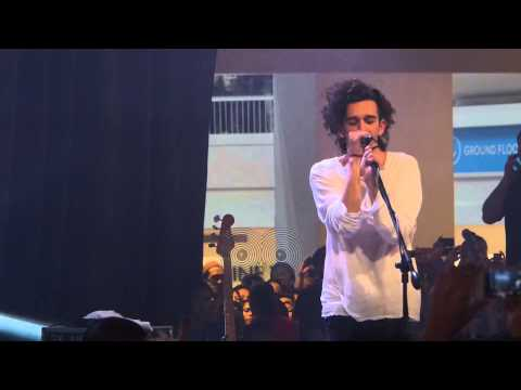 Menswear - The 1975 @Glorietta, Manila, Philippines