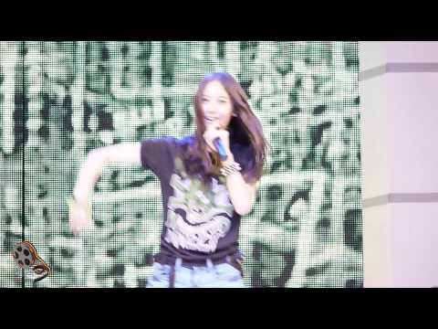[Fancam] 120920 Krystal - Electric Shock @ Induk University Festival