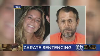 Garcia Zarate Sentenced To Time Served In Fatal Shooting Of Kate Steinle
