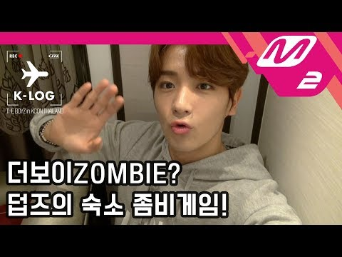 [K-LOG] 더보이즈(THE BOYZ) Ep.2 @KCON2018TH (ENG SUB)