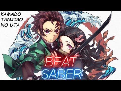 Beatsaber - ?Kamado Tanjiro no Uta? – Kimetsu no Yaiba EP 19 ED