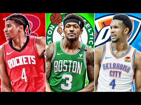 The 2021 NBA Draft Is Going To Be Crazy