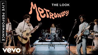 Metronomy - The Look - Live Performance | Vevo