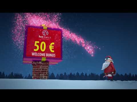 Un ricco bonus per Natale dal Casino online del gruppo Hit