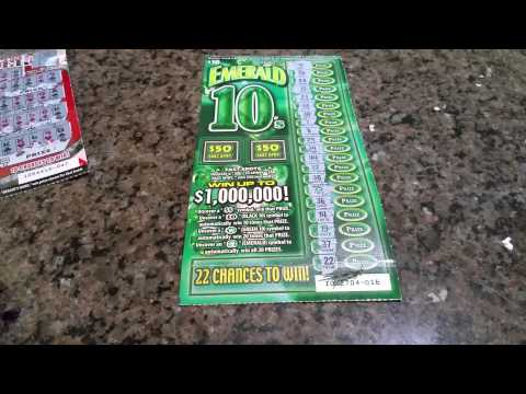 aces and 8s lottery ticket jack cards