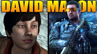 """The Full Story of David """"Section"""" Mason (Black Ops Story)"""