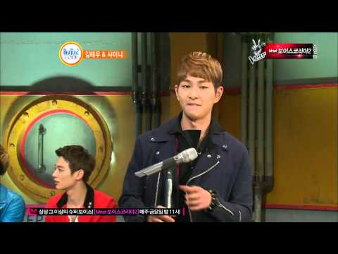 [SHINee] 130304 The Beatle Code 2 - Onew`s amazing skill