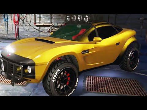 GTA V - Pimp My Ride   Coil Brawler