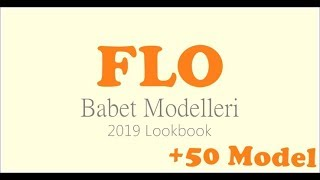 a23f8ec8d6a63 2019 Flo Ayakkabı Bayan Babet Modelleri (+50 MODEL)