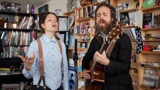 Sam Beam & Jesca Hoop: NPR Music Tiny Desk Concert