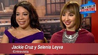 """A solas con Jackie Cruz y Selenis Leyva  / """"Orange is the New Black"""" temporada 4"""
