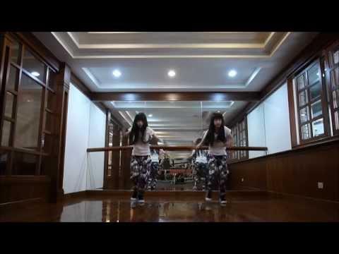 BTS (방탄소년단)  Danger by Sandy&Mandy (cover)