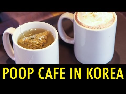 Poop Cafe in Korea (KWOW #121)