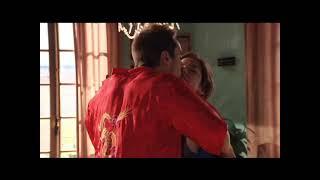 Teresa y Robinson se van