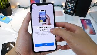 iPhone X Unboxing and Review! Full Setup Process